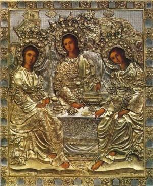 Пресвятая Троица, Боже наш, Слава Тебе!