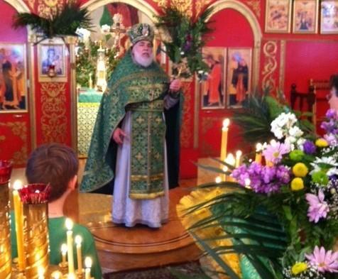 Праздник Троицы, 3.06.2012