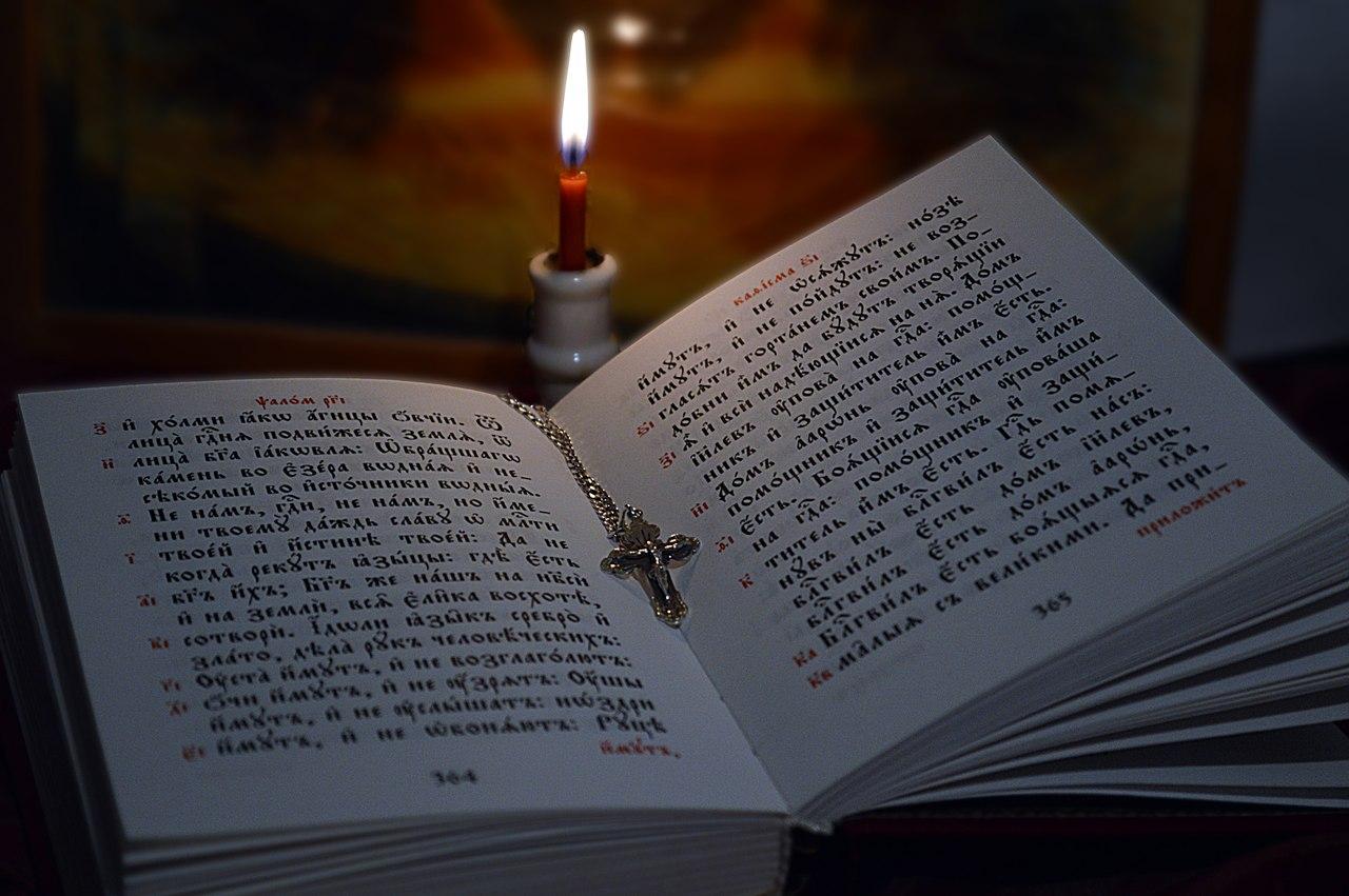 ибо ангелам Своим заповесть о Тебе, на руках возмут Тя да не когда преткнеши о камень ногу Твоею