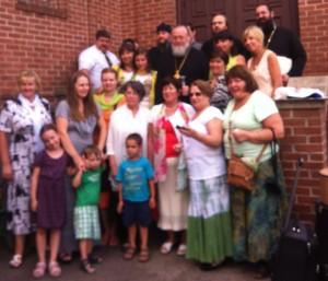 Поездка в Хартфорд, 12.08.2012