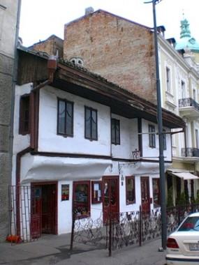 особняк Мандрапа на улице Милоша Обилича