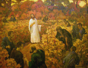 Притча о злых виноградарях
