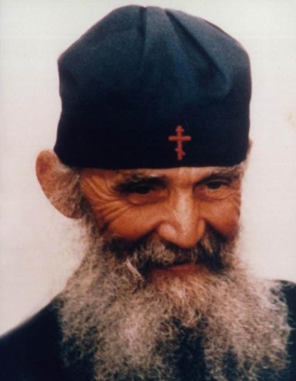 Ефрем Филофейский (в миру - Иоаннис Мораитис)
