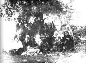 Монахини нелегального монастыря под Киевом, которых окормляла матушка София в 1920-1930 гг