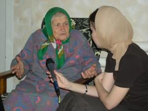 Нина Митрофановна Никулина