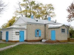 Храм Святой Троицы в станице Новотроицкой
