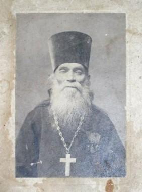 Протоиерей Митрофан Попов