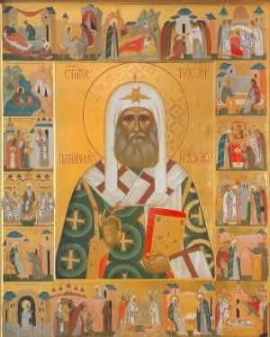 Святитель Тихон патриарх Всероссийский