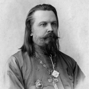 Священник Серафим Архангелов