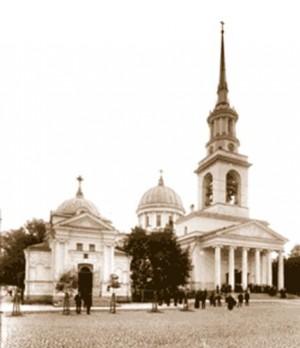 Андреевский собор в Кронштадте