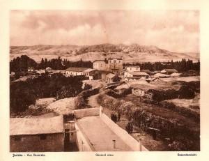 Иерихон в начале XX века