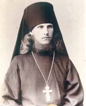 Иеромонах Петр (Зверев), настоятель Князь-Владимирского храма. Фото: vob.ru