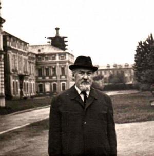 Архиепископ Михаил (Мудьюгин) в Одессе 31 июля 1986 года.
