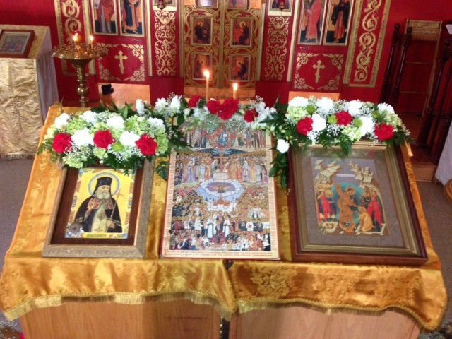 Престольный праздник, 10 Feb, 2013