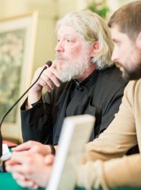 презентация книги «Тайна примирения» протоиерея Алексея Уминского
