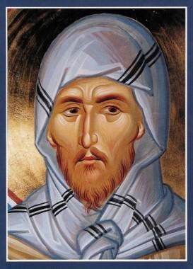 преп. Ефрем - учитель молитвы