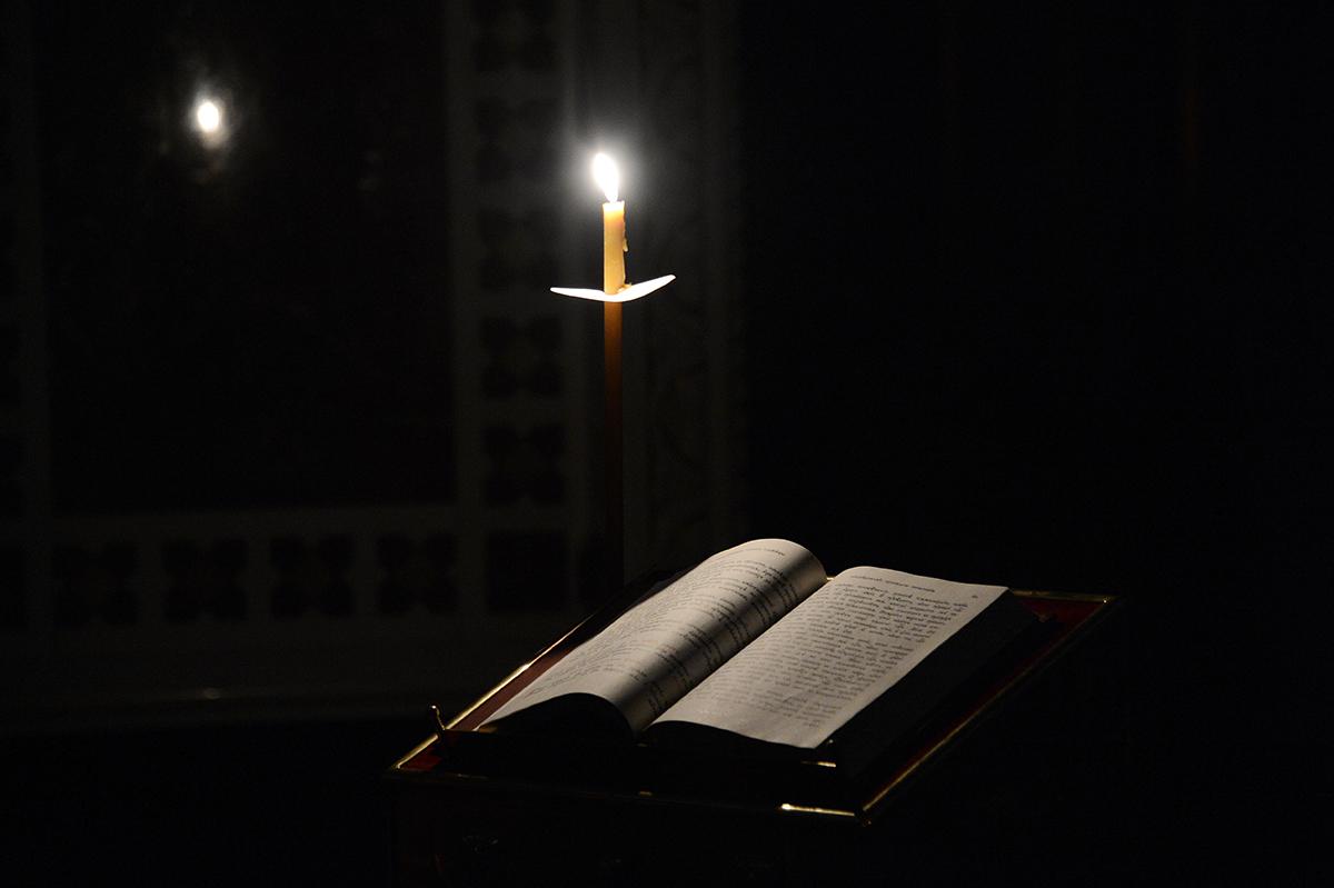 Восстать по дару Христа. Великий покаянный канон. Вторник