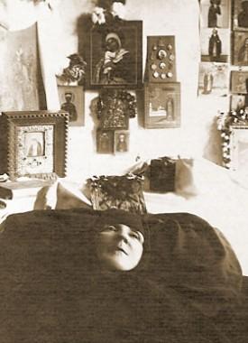 Святая новомученица Мария Гатчинская