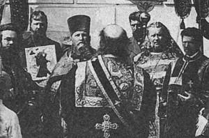 Великий пастырь Св.прав. Иоанн Кронштадский и священномученик протоиерей Николай Симо