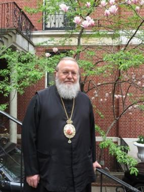 Высокопреосвященнейший Иларион митрополит Восточно-американский и Нью-Йоркский, Первоиерарх Русской Православной Церкви Заграницей