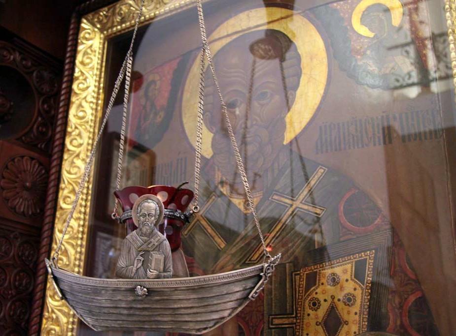 Иконы святителя Николая Чудотворца