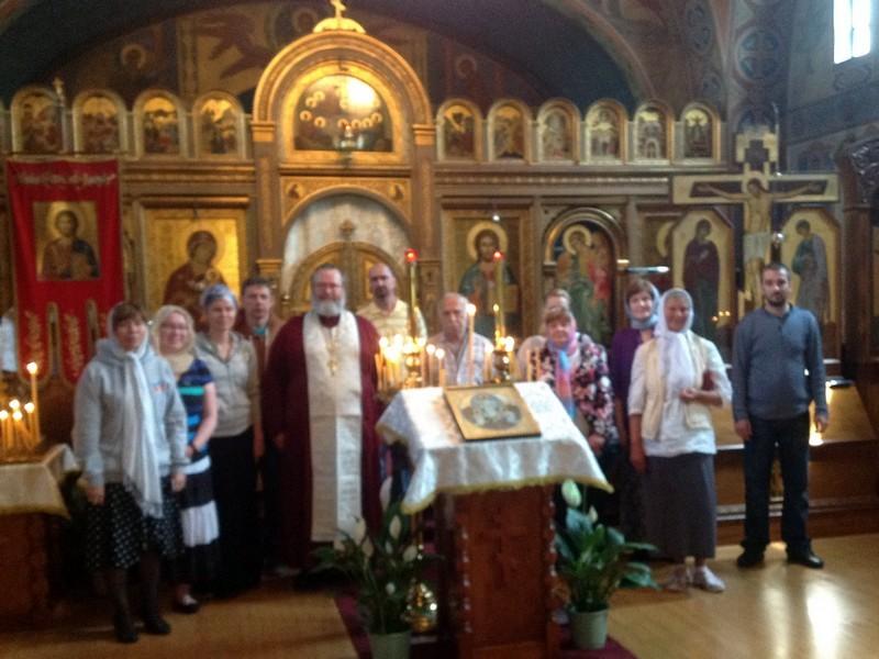 Паломничество в Свято – Троицкий монастырь, 7- 9 Июня 2013