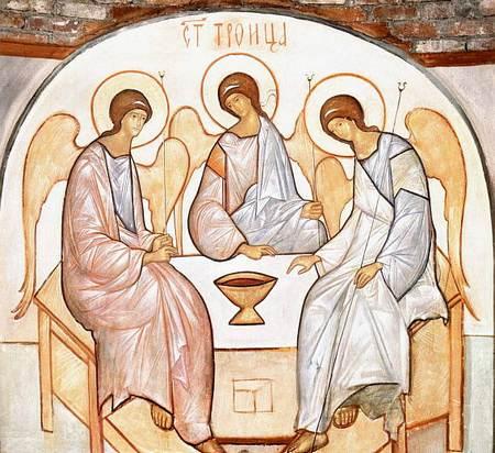 Троице Святая, Слава Тебе!