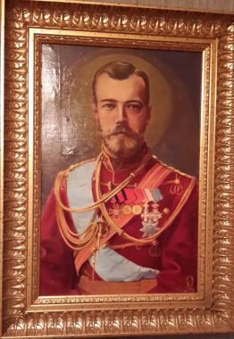 Император Николай II (Николай Александрович Романов)