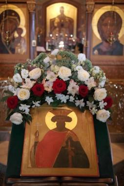 Равноапостольный великий князь Владимир, во святом крещении Василий, креститель Руси