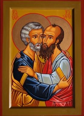 Первоверховные Апотолы Петр и Павел