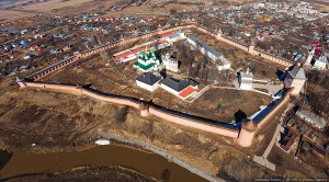 Спасо-преображенский собор, Спасо-Евфимиев монастырь в Суздале