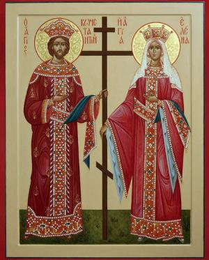 19 марта Православная церковь воспоминает события 326 года – обретение Честного Креста и гвоздей равноапостольной царицей Еленой в Иерусалиме