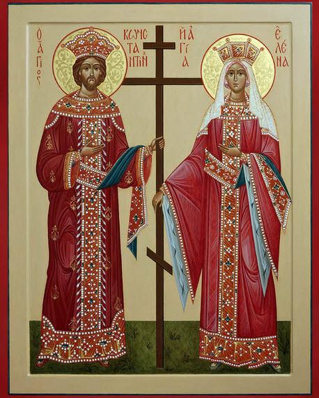 Сегодня Православная церковь воспоминает события 326 года – обретение Честного Креста и гвоздей равноапостольной царицей Еленой в Иерусалиме