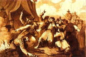 Мученическая смерть благоверного князя Михаила Черниговского