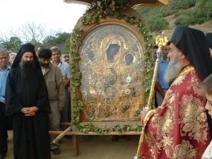 Празднование в честь иконы Божией Матери «Скоропослушница» совершается 22 ноября.