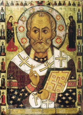 Никола (Липенский). 1294. Алекса Петров, Новгородский музей
