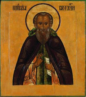 Преподобный Савва Сторожевский, Звенигородский, игумен