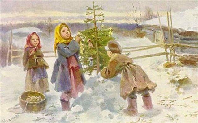 Рождественский cочельник