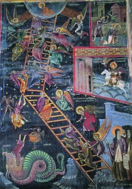 Лествица преподобного Иоанна Синайского