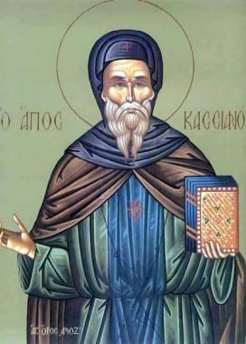 Прп. Иоанн Кассиан Римлянин