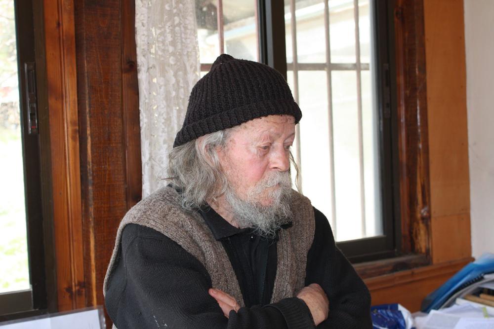 Афонский старец Гавриил (Карея)