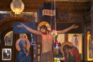 Страшный день распятия Господа нашего на кресте