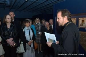 В Джорданвилле открывается музей русской истории