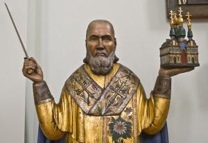 Никола Можай, Пермская деревянная скульптура