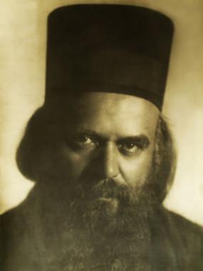 Епископ Николај, в миру Никола Велимирович