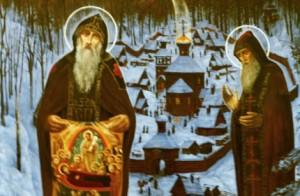 15 сентября православная церковь вспоминает преподобных Антония и Феодосия Печерских, основателей Киево-Печерской лавры и отцов русского монашества