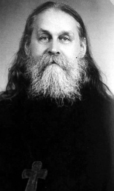 Протоиерей Борис Старк