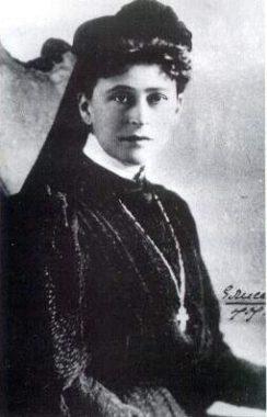 Преподобномученица Елисавета, Великая Княгиня Елизавета Федоровна Романова