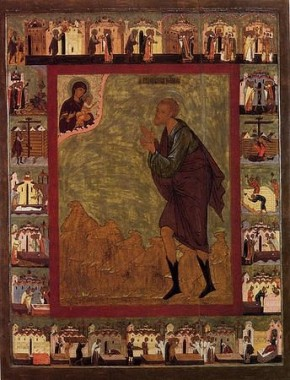 Святой праведный Прокопий, Христа ради юродивый, Устюжский чудотворец