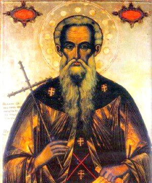 Св. Иван Рилски Чудотворец. Св. Иоанн Рыльский - St. John of Rila Wondermaker